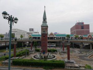 JR倉敷駅前